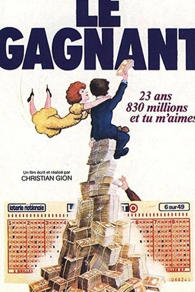 Caratula, cartel, poster o portada de Le gagnant