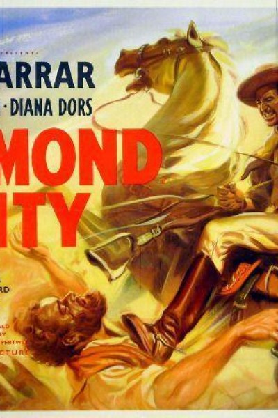Caratula, cartel, poster o portada de Diamond City