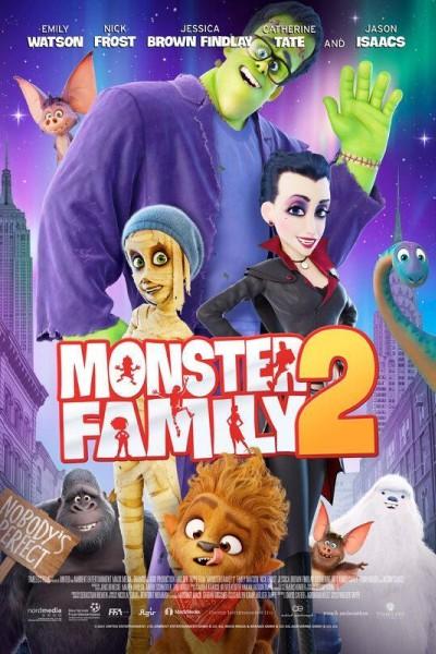 Caratula, cartel, poster o portada de Happy Family 2