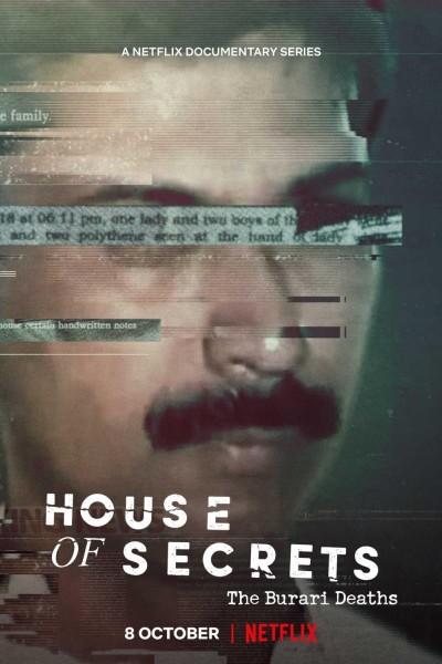 Caratula, cartel, poster o portada de La casa de los secretos: Muerte en Burari