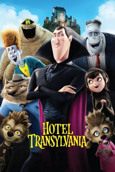 Caratula, cartel, poster o portada de Hotel Transilvania