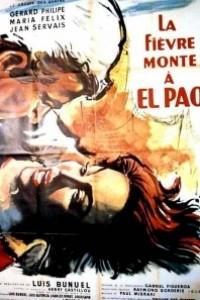 Caratula, cartel, poster o portada de La fiebre sube al Pao (Los ambiciosos)