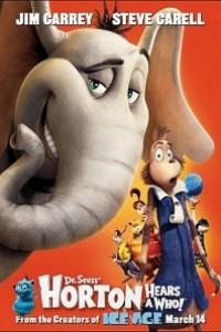 Caratula, cartel, poster o portada de Horton