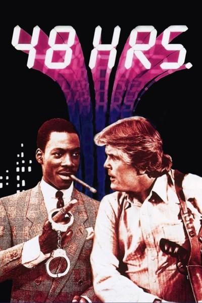 Caratula, cartel, poster o portada de Límite: 48 horas