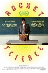 Caratula, cartel, poster o portada de Rocket Science