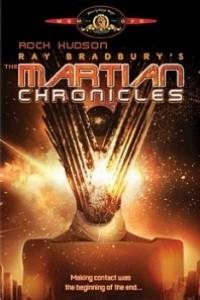 Caratula, cartel, poster o portada de Crónicas marcianas