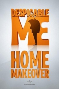 Caratula, cartel, poster o portada de Minions: Redecorando la casa