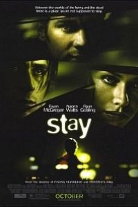 Caratula, cartel, poster o portada de Tránsito (Stay)