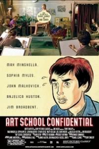 Caratula, cartel, poster o portada de El arte de estrangular (Art School Confidential)