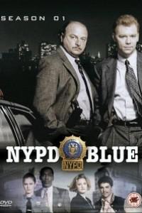 Caratula, cartel, poster o portada de Policías de Nueva York - NYPD Blue