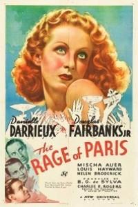 Caratula, cartel, poster o portada de La sensación de París