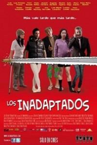 Caratula, cartel, poster o portada de Los inadaptados