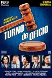 Caratula, cartel, poster o portada de Turno de oficio: Diez años después