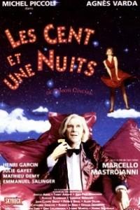 Caratula, cartel, poster o portada de Las cien y una noches