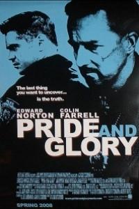 Caratula, cartel, poster o portada de Cuestión de honor (Pride and Glory)