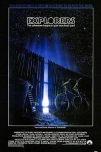 Caratula, cartel, poster o portada de Exploradores