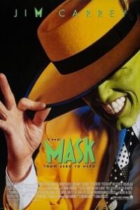 Caratula, cartel, poster o portada de La máscara
