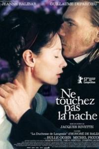 Caratula, cartel, poster o portada de La duquesa de Langeais
