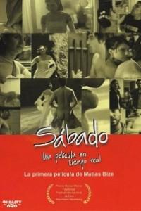Caratula, cartel, poster o portada de Sábado, una película en tiempo real