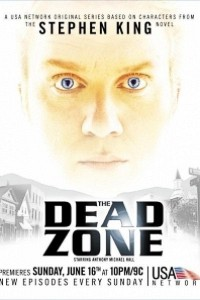 Caratula, cartel, poster o portada de La zona muerta