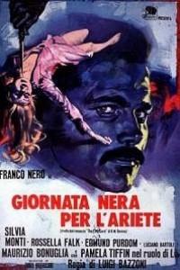 Caratula, cartel, poster o portada de El día negro