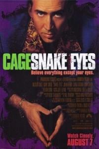 Caratula, cartel, poster o portada de Ojos de serpiente