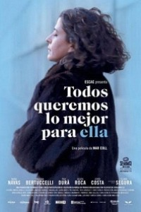 Caratula, cartel, poster o portada de Todos queremos lo mejor para ella