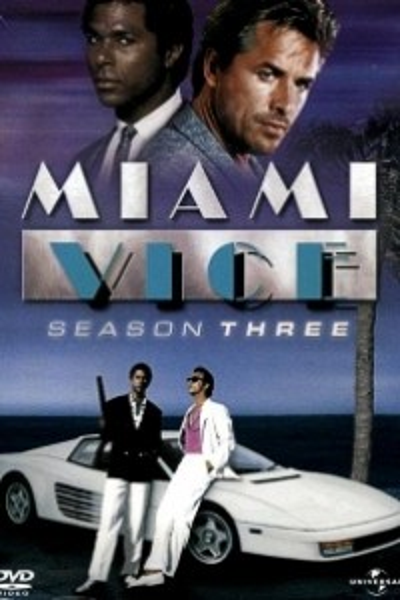 Caratula, cartel, poster o portada de Miami Vice - Corrupción en Miami