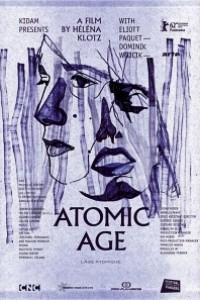 Caratula, cartel, poster o portada de La edad atómica