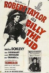 Caratula, cartel, poster o portada de Billy el niño