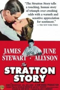 Caratula, cartel, poster o portada de The Stratton Story