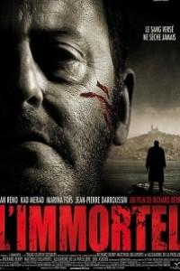Caratula, cartel, poster o portada de 22 balas (El inmortal)