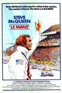 Caratula, cartel, poster o portada de Las veinticuatro horas de Le Mans