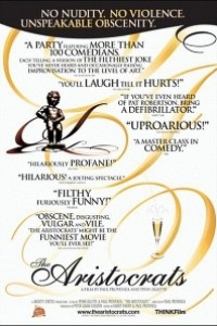 Caratula, cartel, poster o portada de The Aristocrats