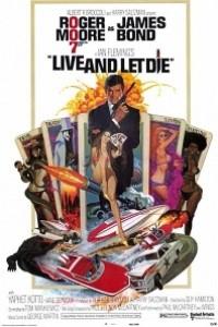 Caratula, cartel, poster o portada de Vive y deja morir