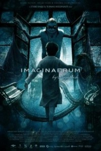 Caratula, cartel, poster o portada de Imaginaerum