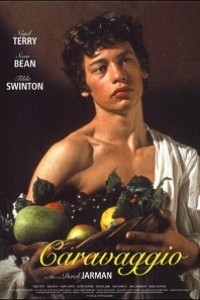 Caratula, cartel, poster o portada de Caravaggio