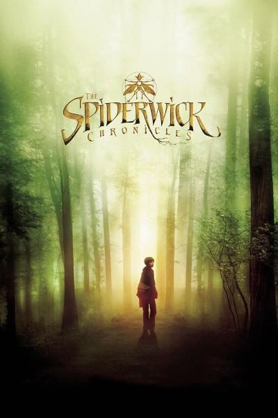 Caratula, cartel, poster o portada de Las crónicas de Spiderwick