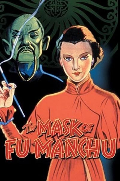 Caratula, cartel, poster o portada de La máscara de Fu Manchú