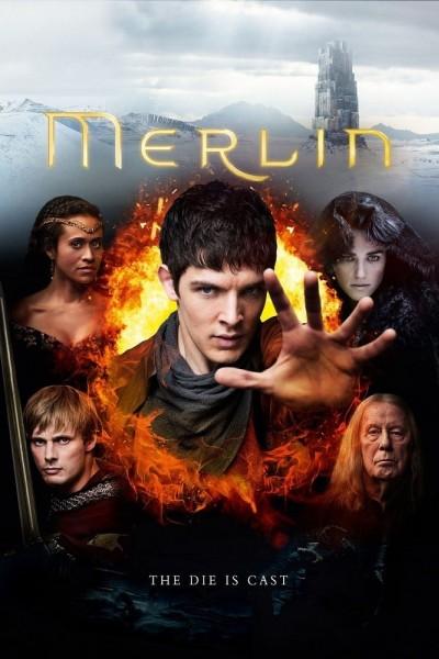 Caratula, cartel, poster o portada de Merlín