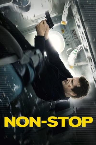 Caratula, cartel, poster o portada de Non-Stop (Sin escalas)