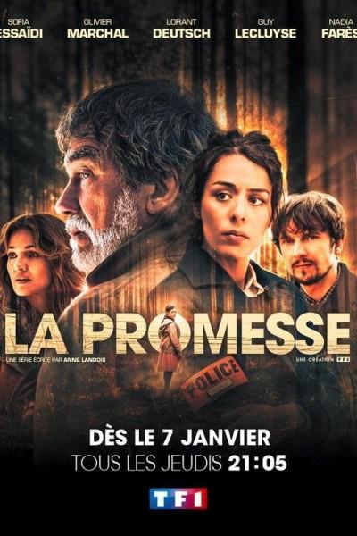 Caratula, cartel, poster o portada de The Promise