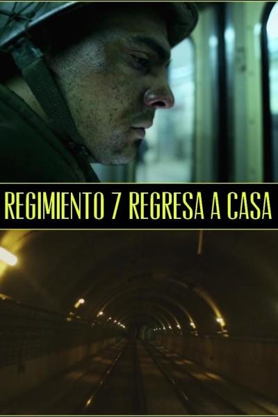 Caratula, cartel, poster o portada de Regimiento 7 regresa a casa