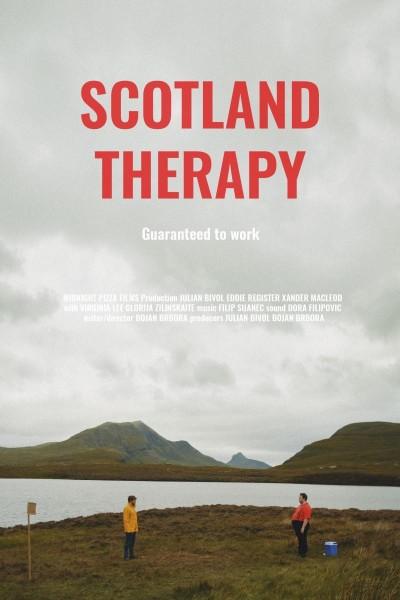 Caratula, cartel, poster o portada de Scotland Therapy