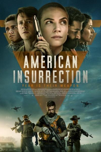 Caratula, cartel, poster o portada de American Insurrection