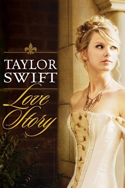 Caratula, cartel, poster o portada de Taylor Swift: Love Story (Vídeo musical)