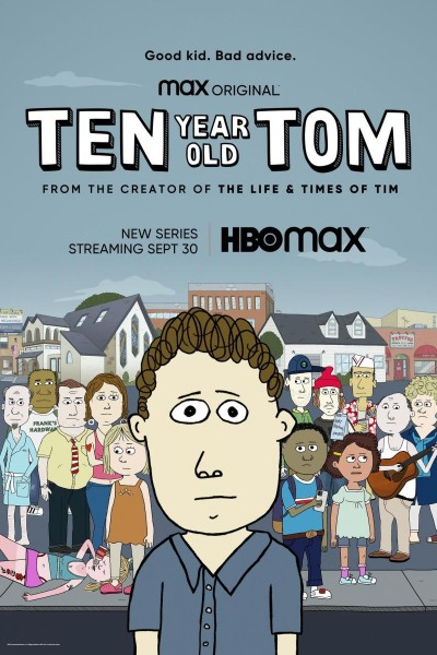 Caratula, cartel, poster o portada de Ten Year Old Tom