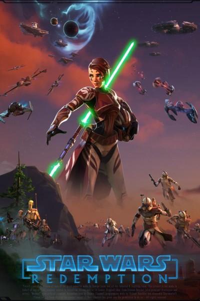 Caratula, cartel, poster o portada de Star Wars Redemption
