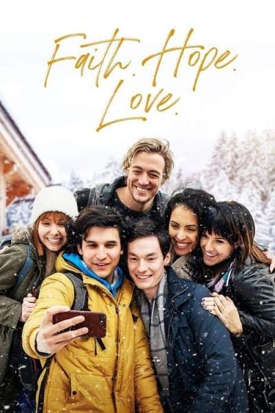 Caratula, cartel, poster o portada de Faith.Hope.Love