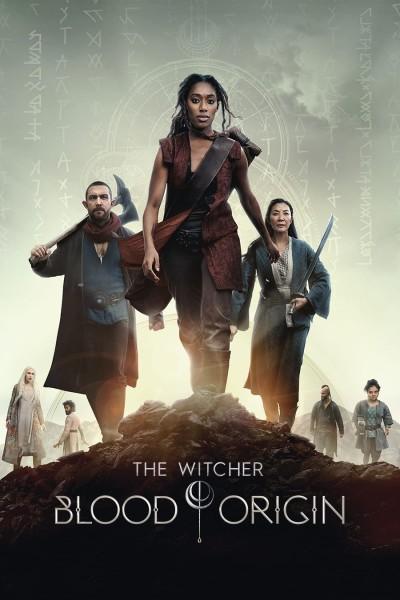 Caratula, cartel, poster o portada de The Witcher: Blood Origin